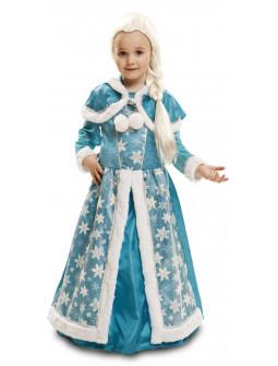 Disfraz de Reina del Hielo para Niñas