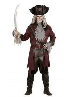 Capitan pirata elegante para hombre