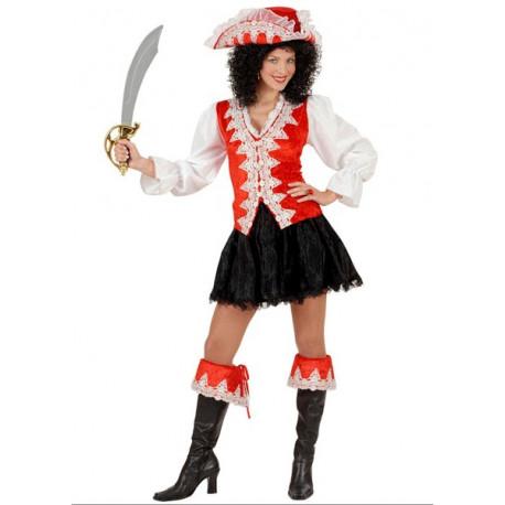 Disfraz de Pirata Real