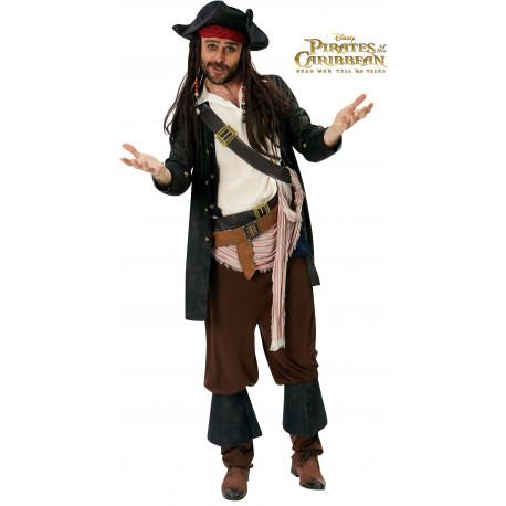 Disfraz de Jack Sparrow Premium