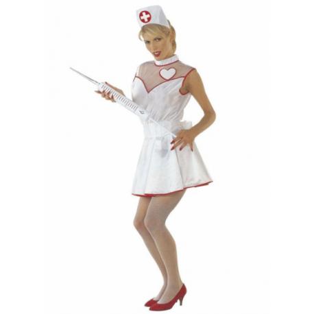 Disfraz de Enfermera