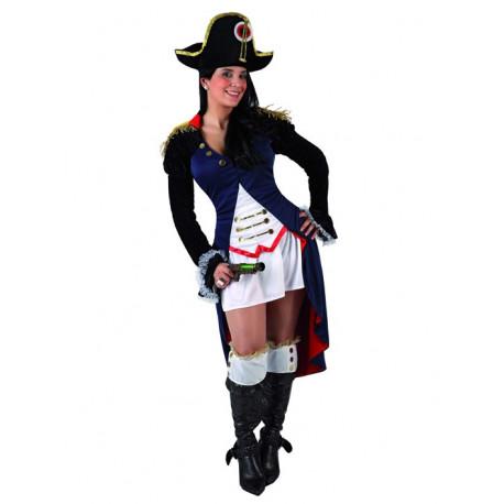 Disfraz de Mujer Napoleon