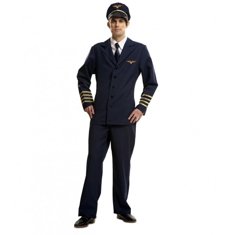 Disfraces de Pilotos y Aviadores para Hombre d933f9a47e0e