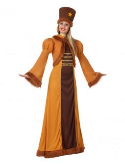 Disfraz de Mujer Rusa