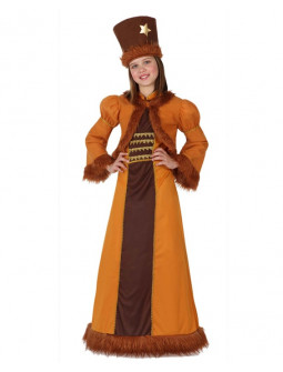 Disfraz de Niña Rusa