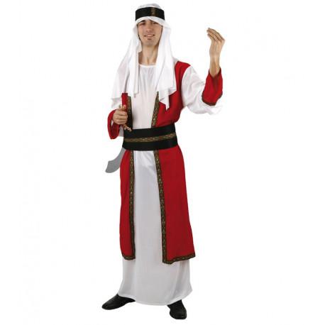 Disfraz de Arabe Rojo