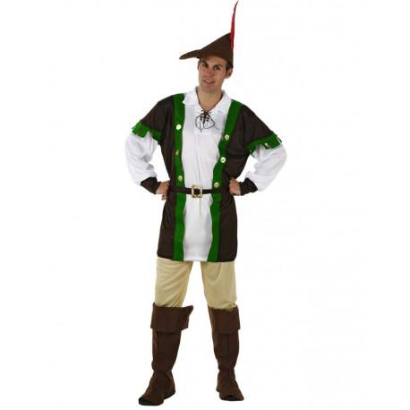 Disfraz de Hombre de los bosques