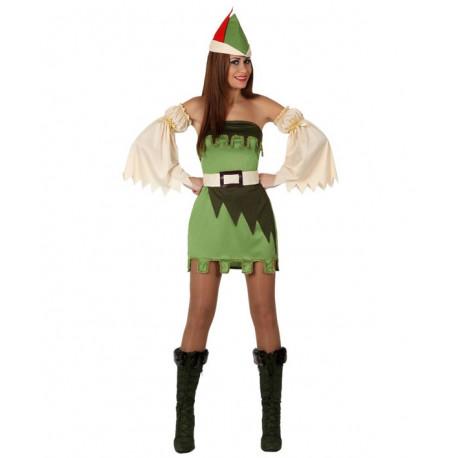 Disfraz de Mujer de los Bosques