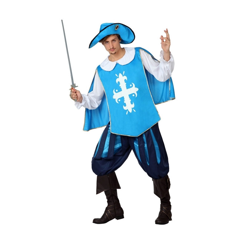 Disfraz de mosquetero para hombre comprar online - Disfraz casero mosquetero ...