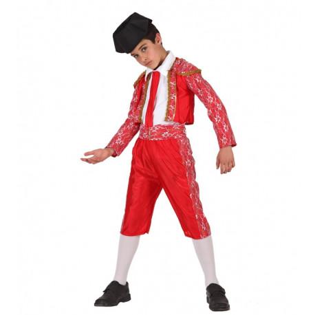 Disfraz de Niño Torero