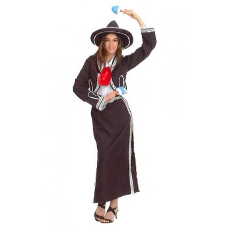 Disfraz de mujer Mariachi