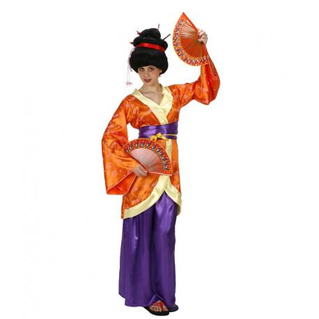 Disfraz de Geisha.