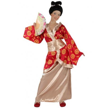 Vestido de Geisha