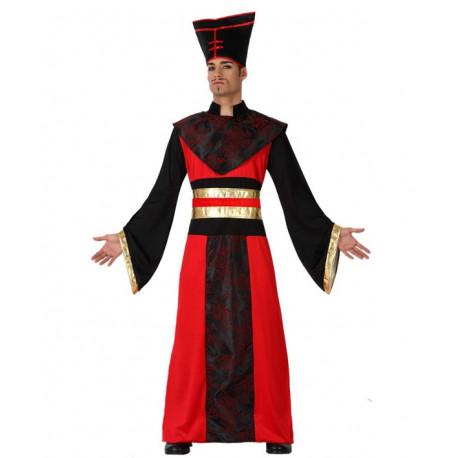 Disfraz de Emperador chino