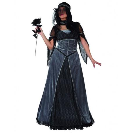 Disfraz de Novia de la Noche