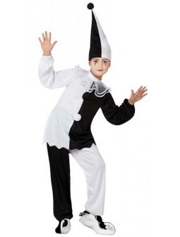 Disfraz de Niño Pierrot