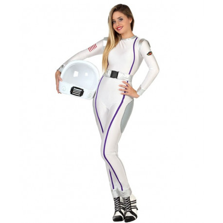 Disfraz de Mujer Astronauta