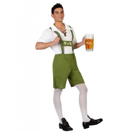Disfraz de Aleman Cervecero