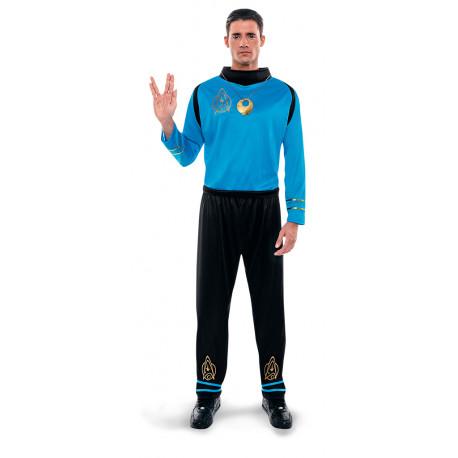 Disfraz de Capitán Spock para Hombre