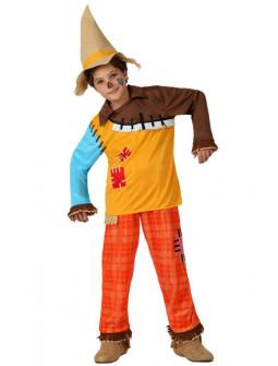 Disfraz de Niño Espantapajaros
