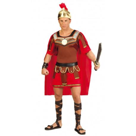 Disfraz de Hombre Romano con casco