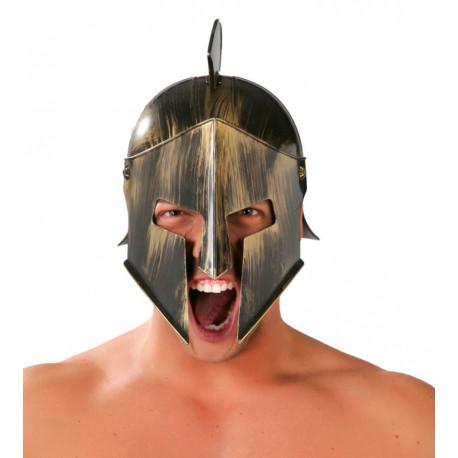 Casco Gladiador Romano con mascara