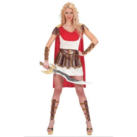 Disfraz de Princesa Guerrera Romana