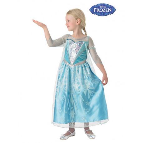 Disfraz de Esla Frozen Super Lujo