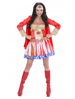 Disfraz de Super hero Girl