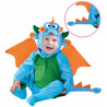Disfraz de Dragón Azul para Niño