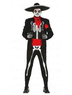 Disfraz de La muerte Mexicana para hombre