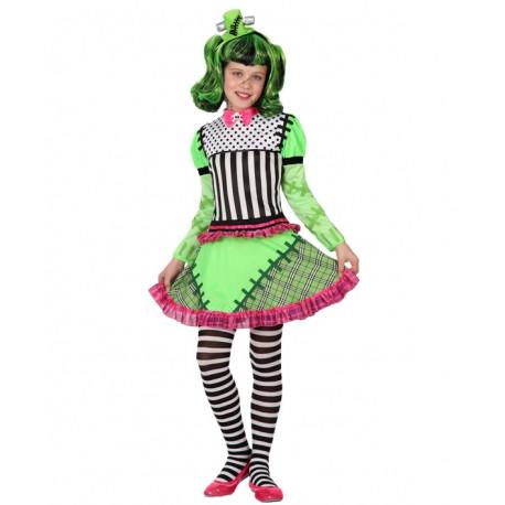 Disfraz de Niña Franki
