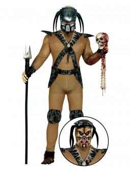 Disfraz de Predator para Adulto