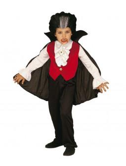 Disfraz de Conde Drácula para Niños