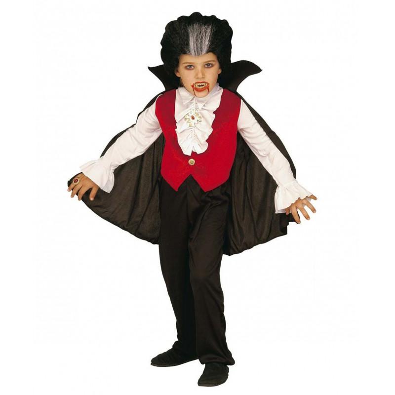 Disfraz de Conde Drácula para Niños Comprar Online