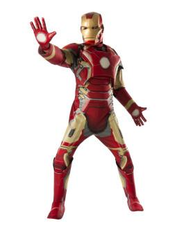 Disfraz de Iron Man con licencia Marvel