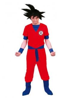 Disfraz de Hombre Goku