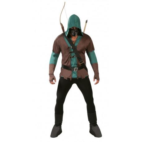 Disfraz de Arquero enmascarado