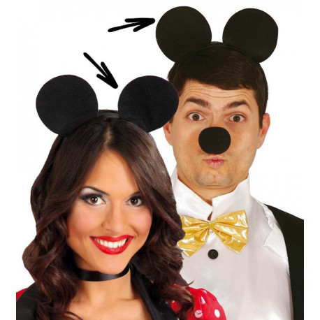Orejas de Mickey Mouse