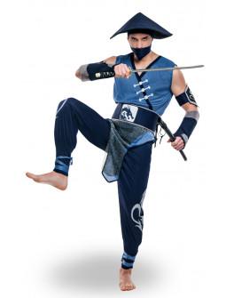 Disfraz de Luchador Ninja para Hombre