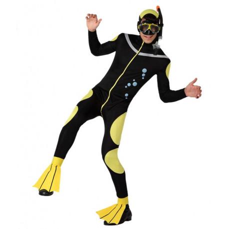 Disfraz de Buzo Submarinista
