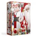 Disfraz de Papa Noel Super Lujo
