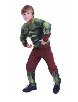 Disfraz de Hulk Infantil