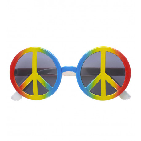 Gafas de Símbolo de la Paz
