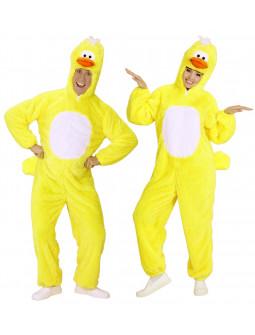 Disfraz de Pato Amarillo Unisex Adulto