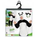 Disfraz de Oso Panda Unisex Adulto