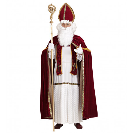Disfraz de Papa - Talla L/XL
