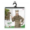 Disfraz de Leopardo de Peluche Unisex