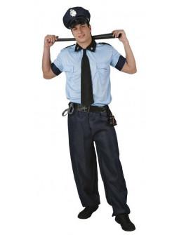 Disfraz de Policia