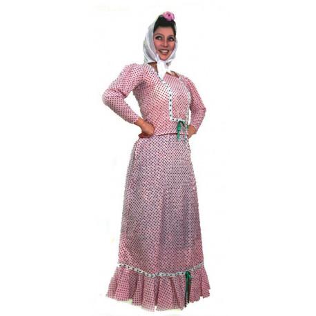 Disfraz de Madrileña